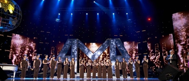 премия «Armenia» Music Awards в Москве