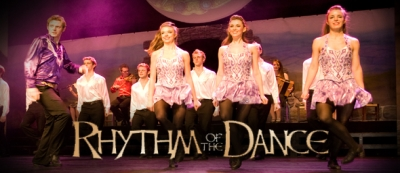 Шоу «Rhythm of the Dance» в Москве